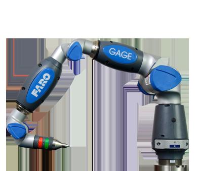 Measuring Arm Faro Gage Portable Cmm Gauging Solutions