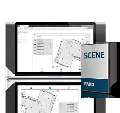 SCENE Software FARO - Die Software für FARO Laserscanner
