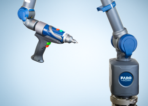 3d Measurement Technology From Faro