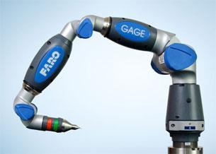製造工程内検査 業界向け用途 3次元測定のfaro ファロージャパン