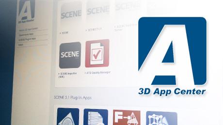 3D App Center